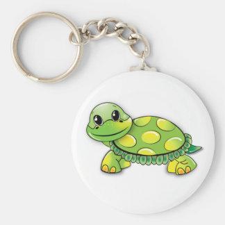 Chaveiro Corrente chave da tartaruga