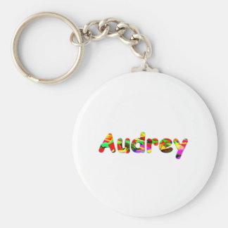 Chaveiro Corrente chave de Audrey