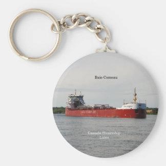 Chaveiro Corrente chave de Baie Comeau
