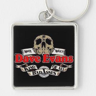 Chaveiro Corrente chave de Dave Evans