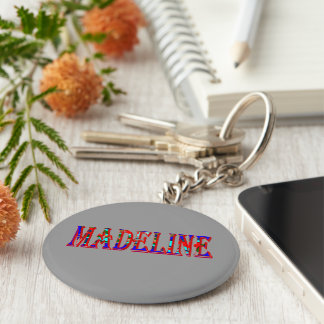 Chaveiro Corrente chave de Madeline