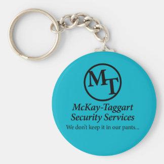 Chaveiro Corrente chave de McKay-Taggart