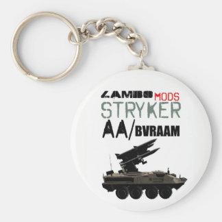 Chaveiro Corrente chave de Stryker AA/BVRAAM