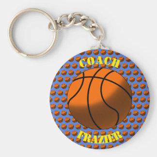Chaveiro Corrente chave do basquetebol