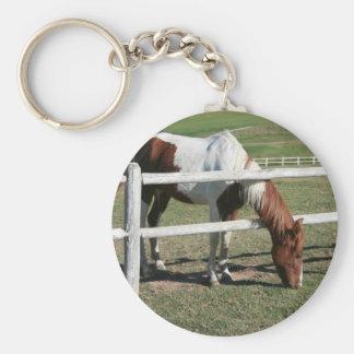 Chaveiro Corrente chave do cavalo