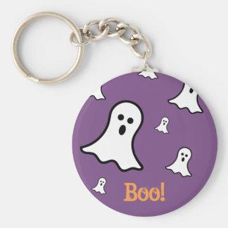 Chaveiro Corrente chave do Dia das Bruxas dos fantasmas