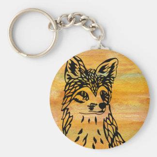 Chaveiro Corrente chave do Fox