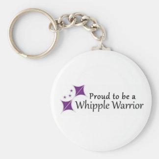 Chaveiro Corrente chave do guerreiro de Whipple