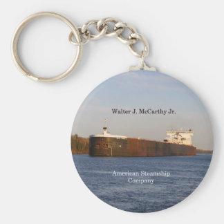 Chaveiro Corrente chave do Jr. de Walter J. McCarthy