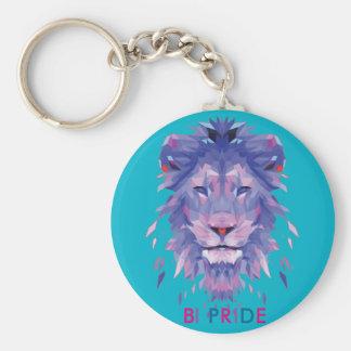 Chaveiro Corrente chave do orgulho do Bisexuality