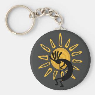 Chaveiro Corrente chave do sudoeste de Sun do ouro de