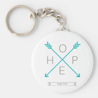 Chaveiro Corrente chave do tribo da esperança - setas