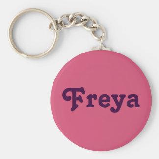 Chaveiro Corrente chave Freya