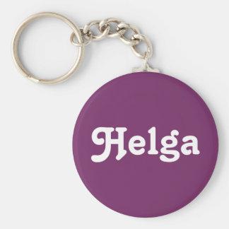 Chaveiro Corrente chave Helga