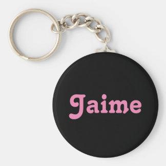 Chaveiro Corrente chave Jaime