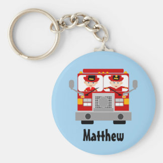 Chaveiro Corrente chave personalizada do bombeiro e da