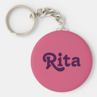 Chaveiro Corrente chave Rita