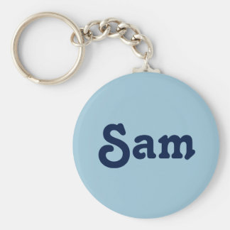 Chaveiro Corrente chave Sam