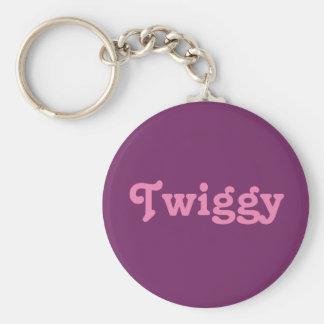 Chaveiro Corrente chave Twiggy
