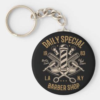 Chaveiro Corte e Shave especiais diários do LA NY da