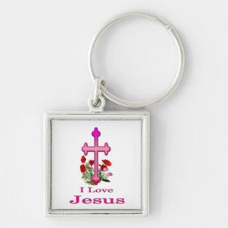 Chaveiro cristão