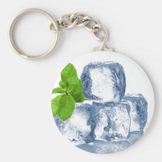 Chaveiro Cubo de gelo legal você mesmo