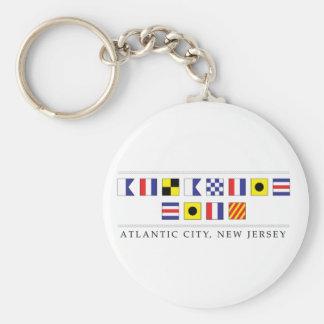Chaveiro Cumprimentos de Atlantic City