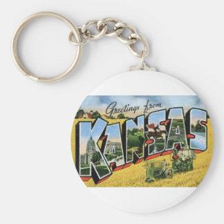 Chaveiro Cumprimentos de Kansas