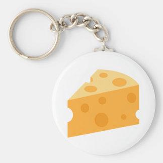 Chaveiro Cunha Emoji do queijo