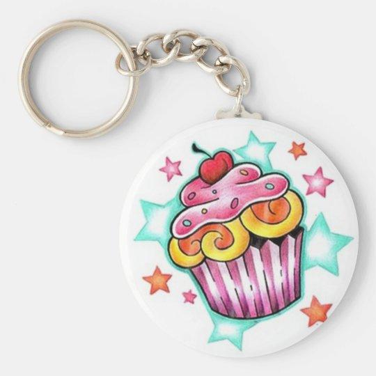 Chaveiro Cupcake Star