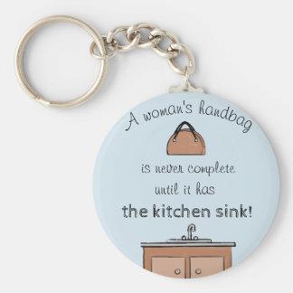 Chaveiro da banca da cozinha