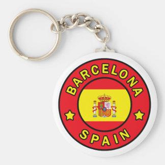 Chaveiro da espanha de Barcelona