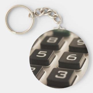 """Chaveiro Da """"Fim-Acima calculadora """""""