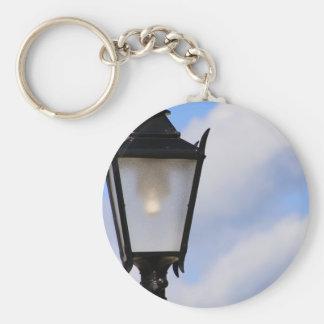 Chaveiro da lanterna da rua