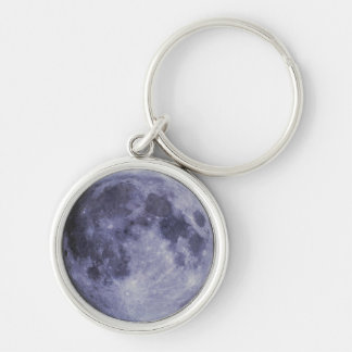 Chaveiro da lua azul