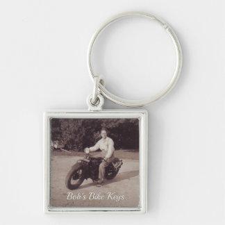 Chaveiro da novidade da motocicleta da foto do