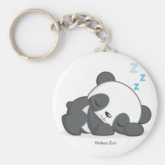 Chaveiro da panda do sono
