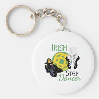 Chaveiro Dançarino irlandês da etapa