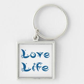Chaveiro Das citações inspiradores da vida do amor da