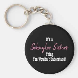 Chaveiro das irmãs de Schuyler
