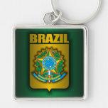 "Chaveiro ""de aço"" brasileiro"