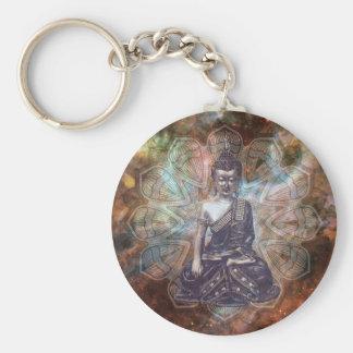 Chaveiro de Buddha do cosmos