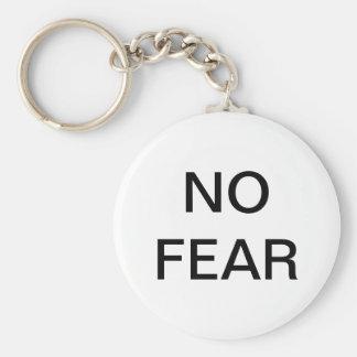 """Chaveiro De """"corrente chave nenhum medo"""""""
