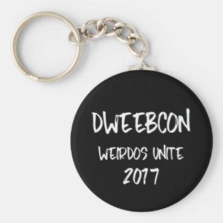 Chaveiro de Dweebcon