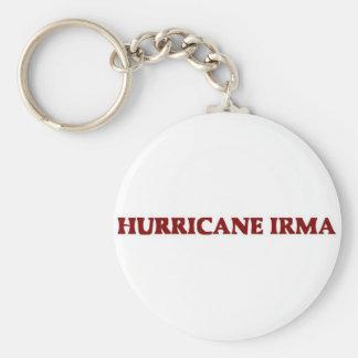 Chaveiro de Irma do furacão