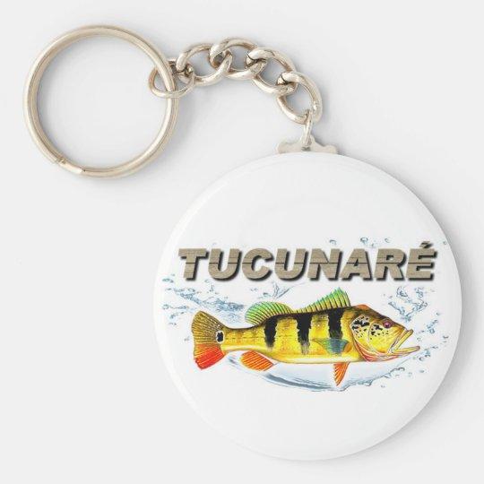 Chaveiro de Pesca - Peixe Tucunaré