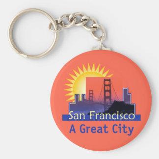 Chaveiro de SAN FRANCISCO