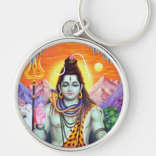 Chaveiro de Shiva - versão 4