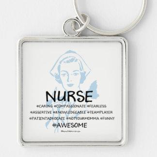 Chaveiro Definição de uma enfermeira