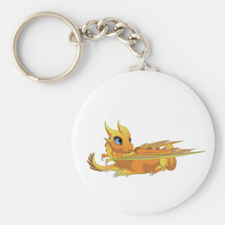 Chaveiro Deixe-nos ir dragão